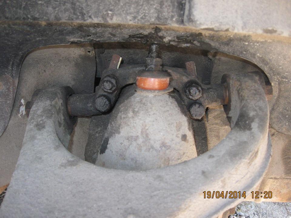 Замена сайлентблоков и резиновых втулок - logbook GAZ 31 105 Зеленый крокодил 2009 on DRIVE2