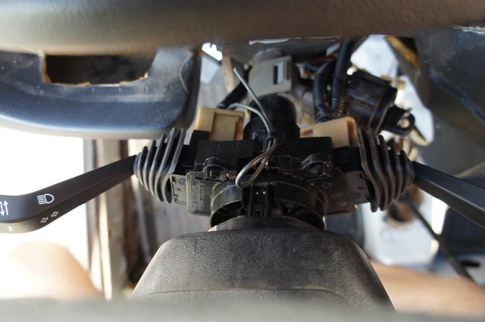 Мотор стеклоочистителя 2110 на ниву своими руками