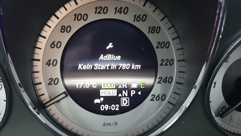 Бортжурнал Mercedes-Benz GLK-class 250d
