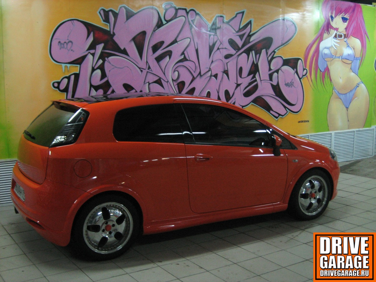 Drive garage fiat grande punto for Garage fiat coignieres 78