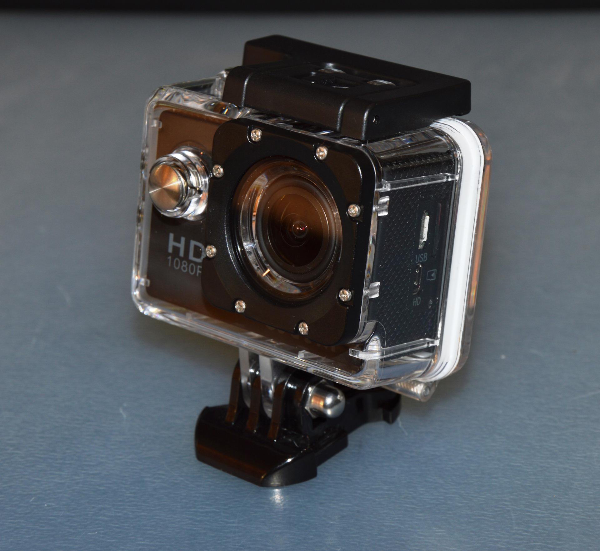 Экшн камера для охоты и рыбалки