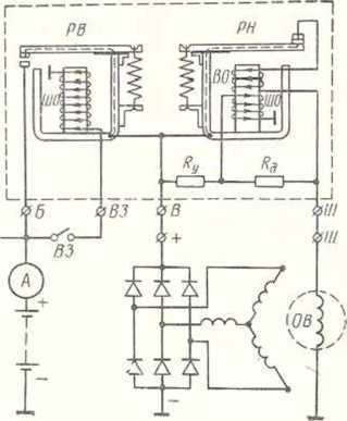 Детальная схема металлоискателя бабочка.