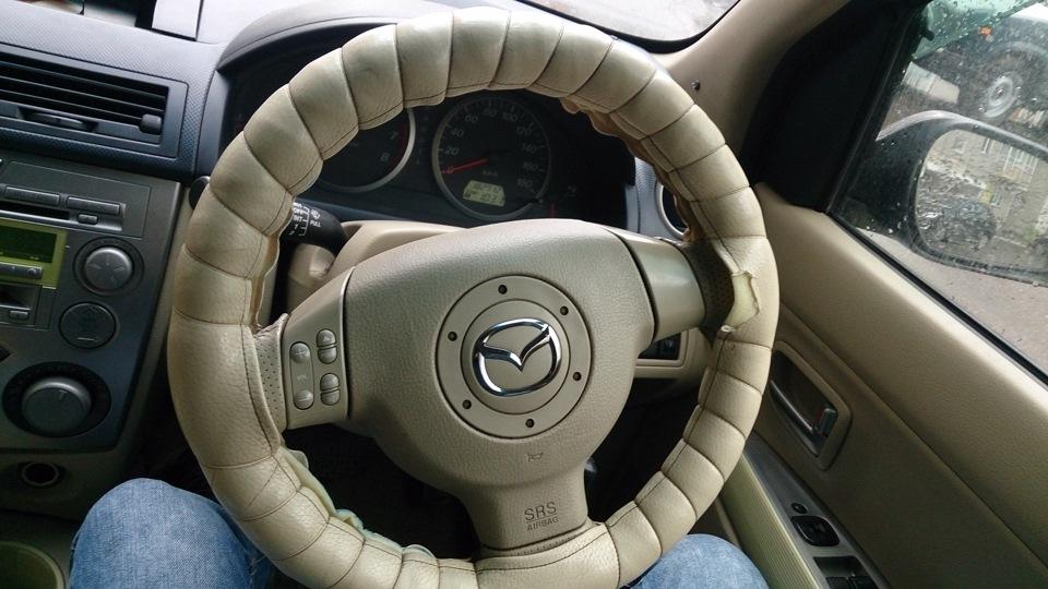 Оригинальные оплетки на руль своими руками 283
