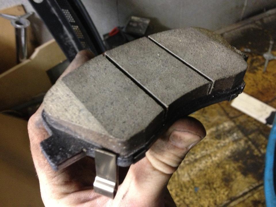 как узнать диаметр тормозных дисков kia ceed