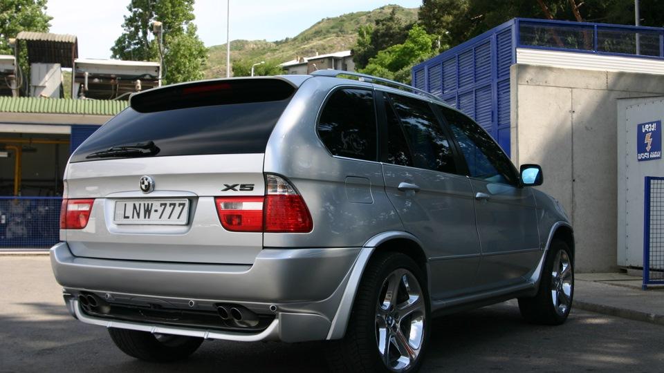 BMW X ALPINA DRIVE - X5 alpina