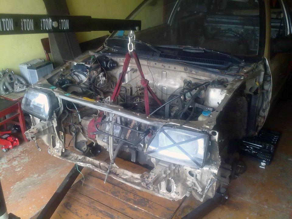 двигатель ev-2 honda 1987года