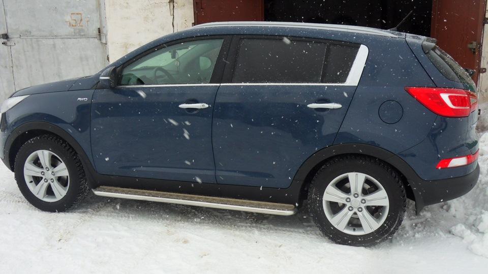 Фото авто киа спортейдж