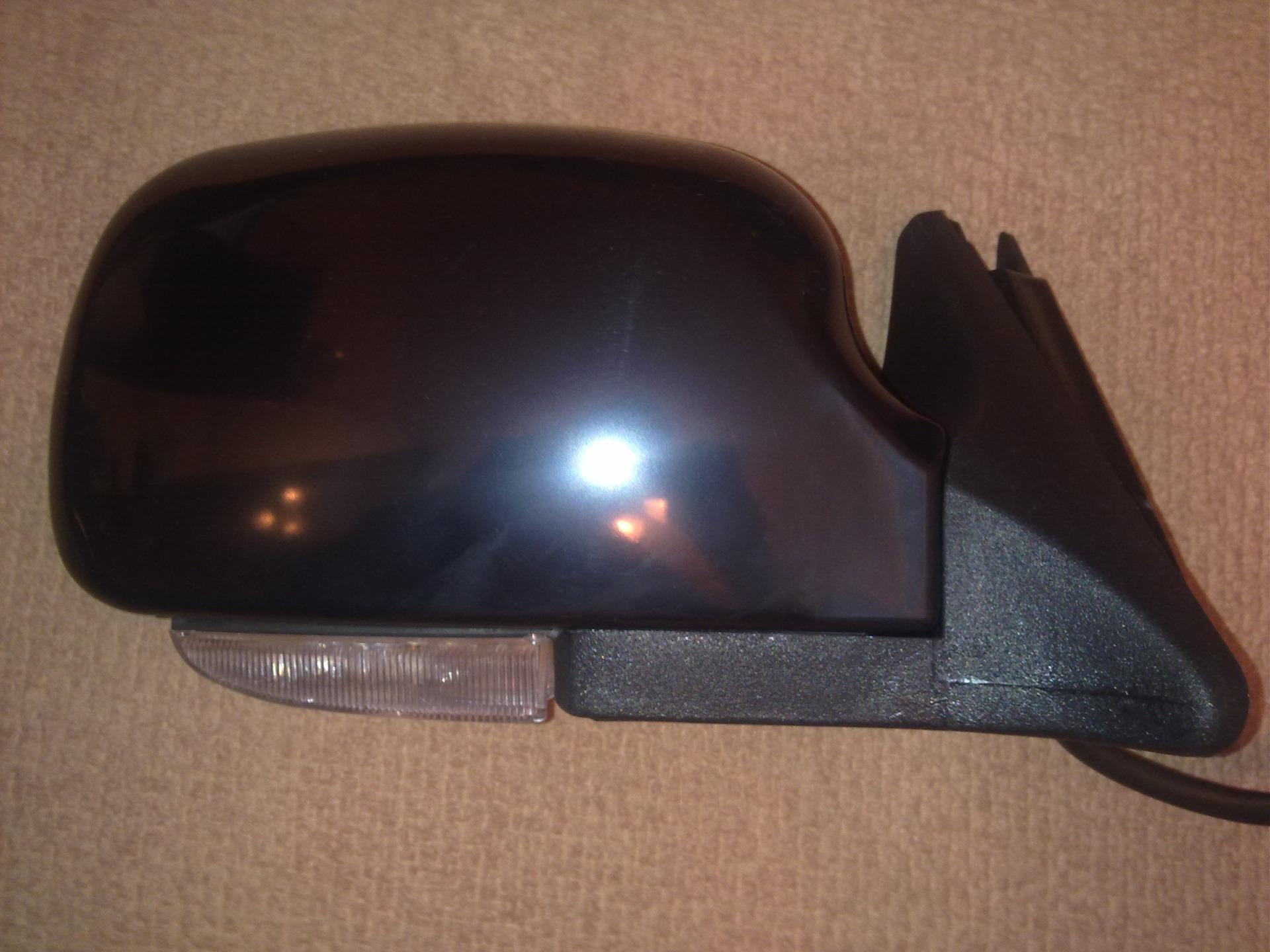 Зеркала заднего вида на ваз 2107