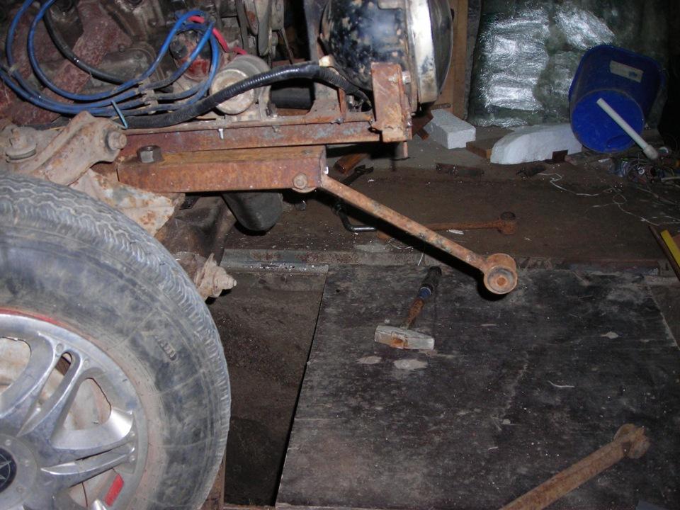 Самодельный отвал для трактора своими руками
