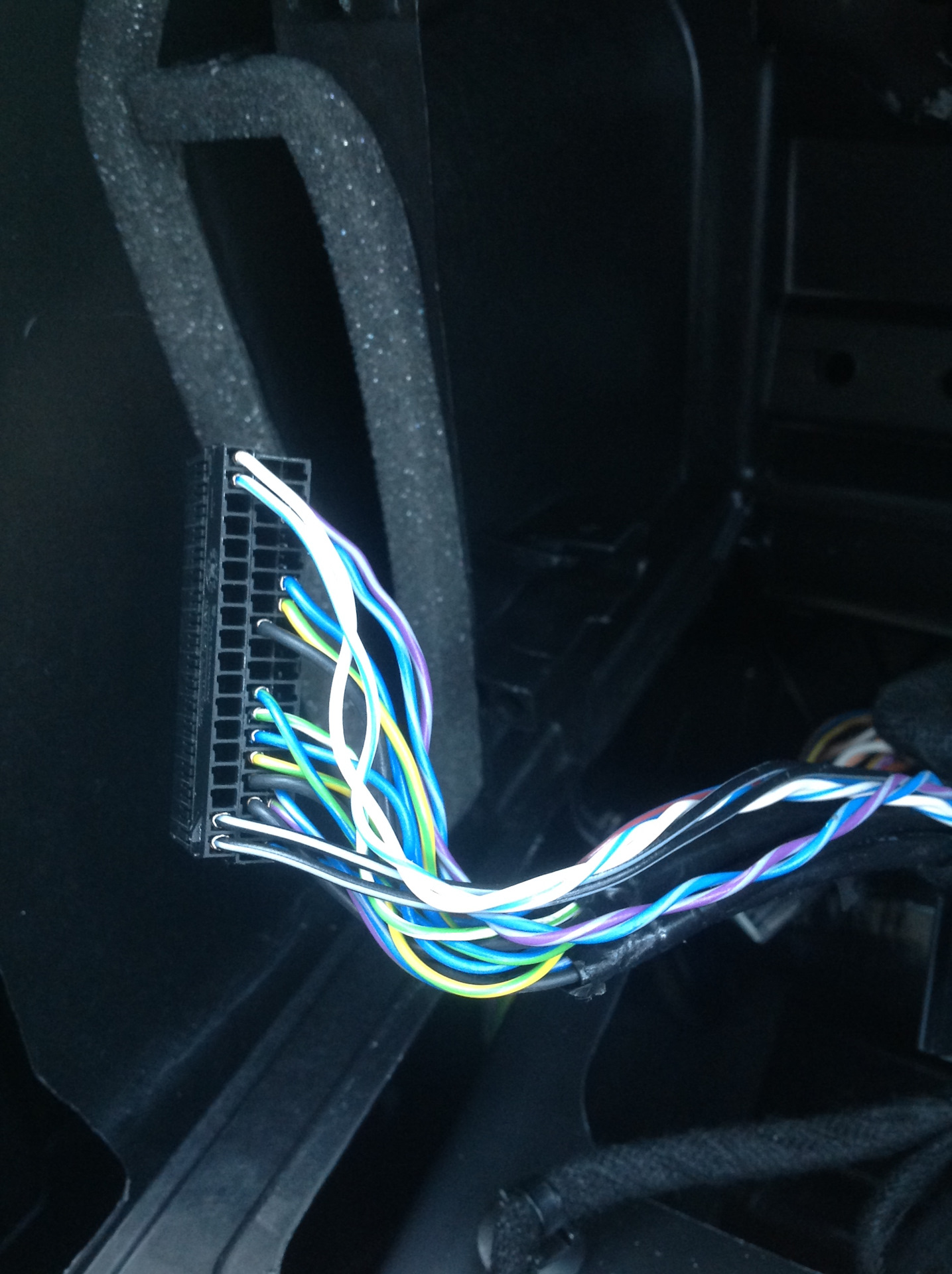 Ford Pin Wiring