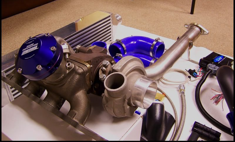 the advantage of using turbo kits over nitrous kits for engine enhancements Bd exhaust brake for 1999-2003 ford 73l for modified turbo and engine the durable air compressor included in later model kits can even be.
