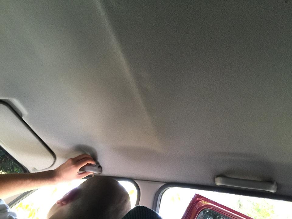 79aacees 960 - Чем можно покрасить потолок в машине