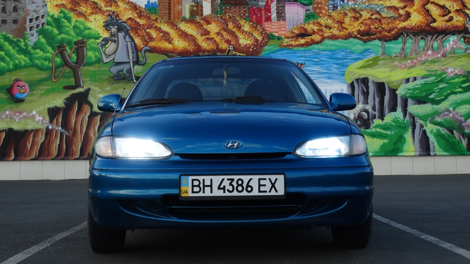 Машины › Hyundai › Accent › Accent (1st generation) › Hyundai Accent 1.5 GLS 755f33d3bfa3c