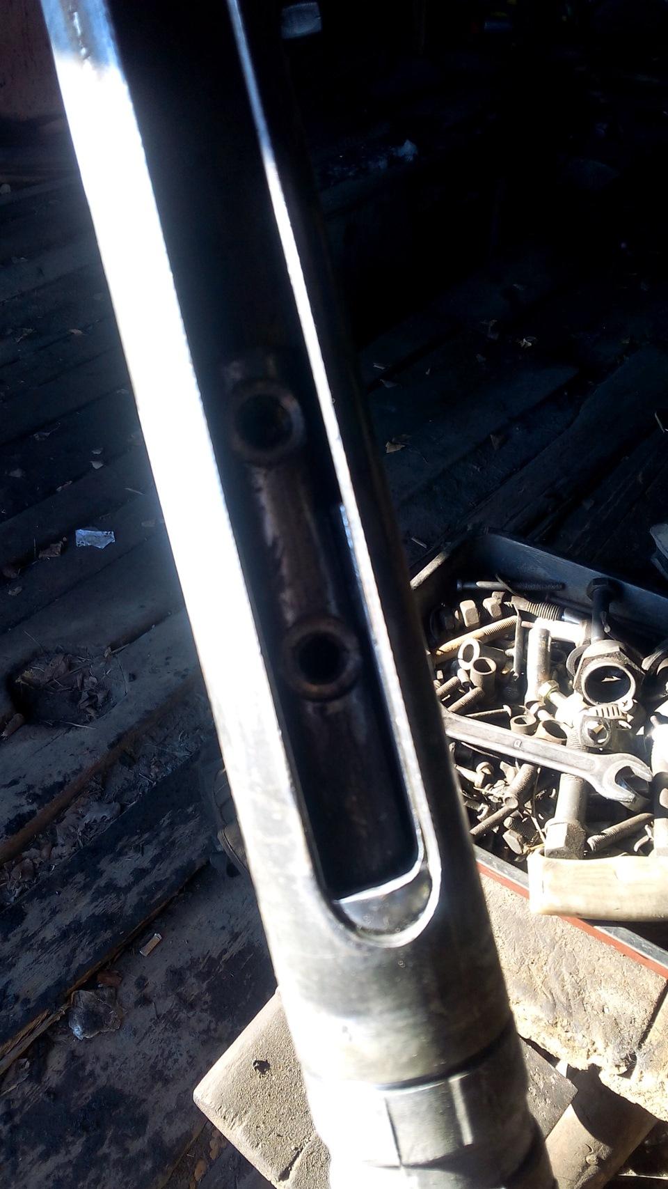 Ремонт рулевых тяг ваз 2107 своими руками