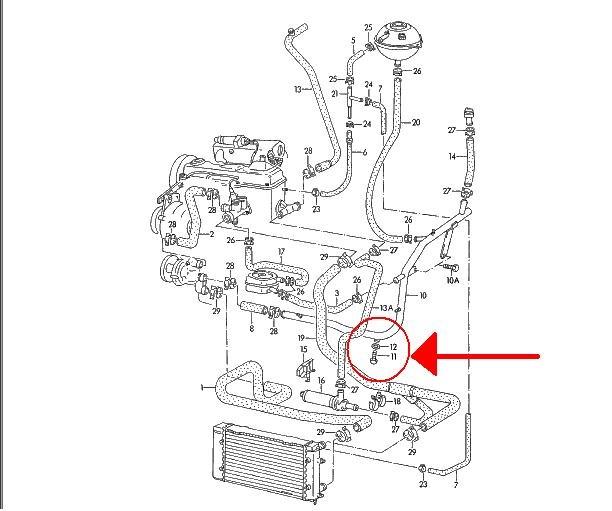 Патрубки системы охлаждения транспортер т4 принципиальная схема управления ленточным конвейером