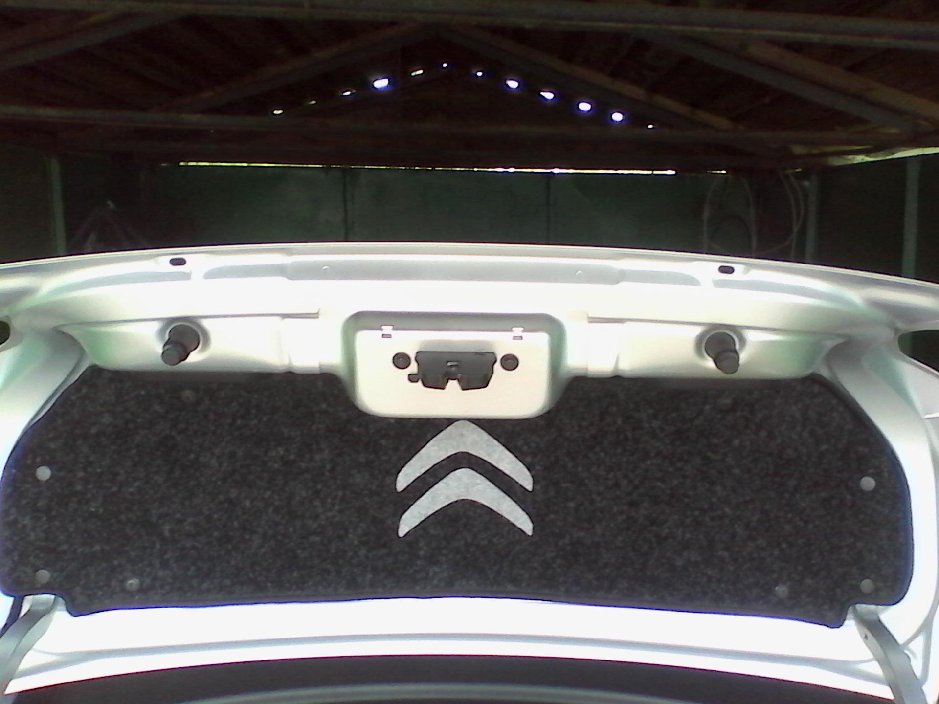 Багажник на ситроен своими руками фото 974