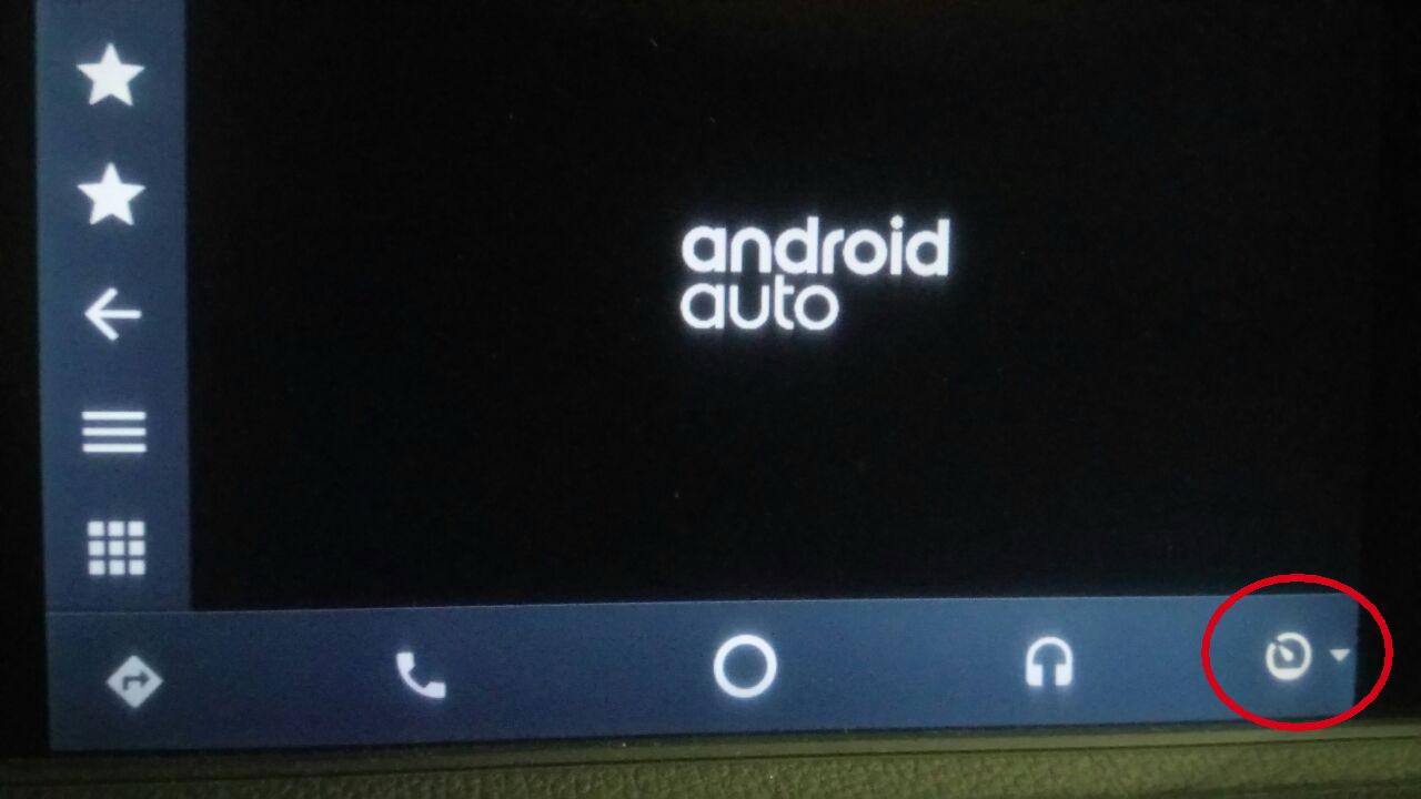 Полное отображение экрана телефона на головном устройстве и запуск