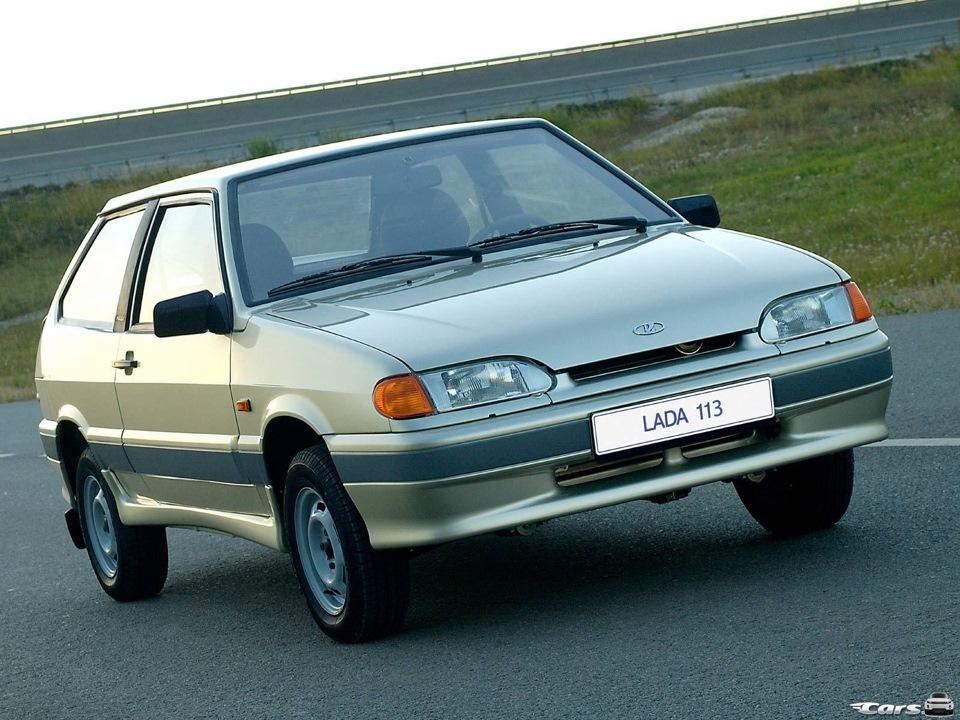 ВАЗ-2113. Схемы автомобилей