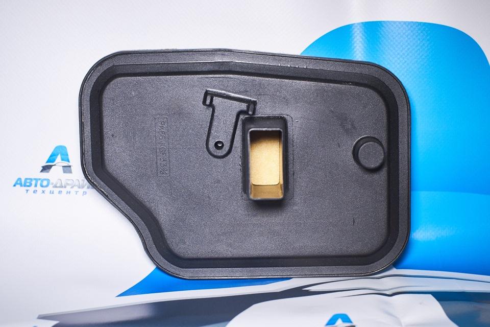 Новый фильтр АКПП Mazda 6