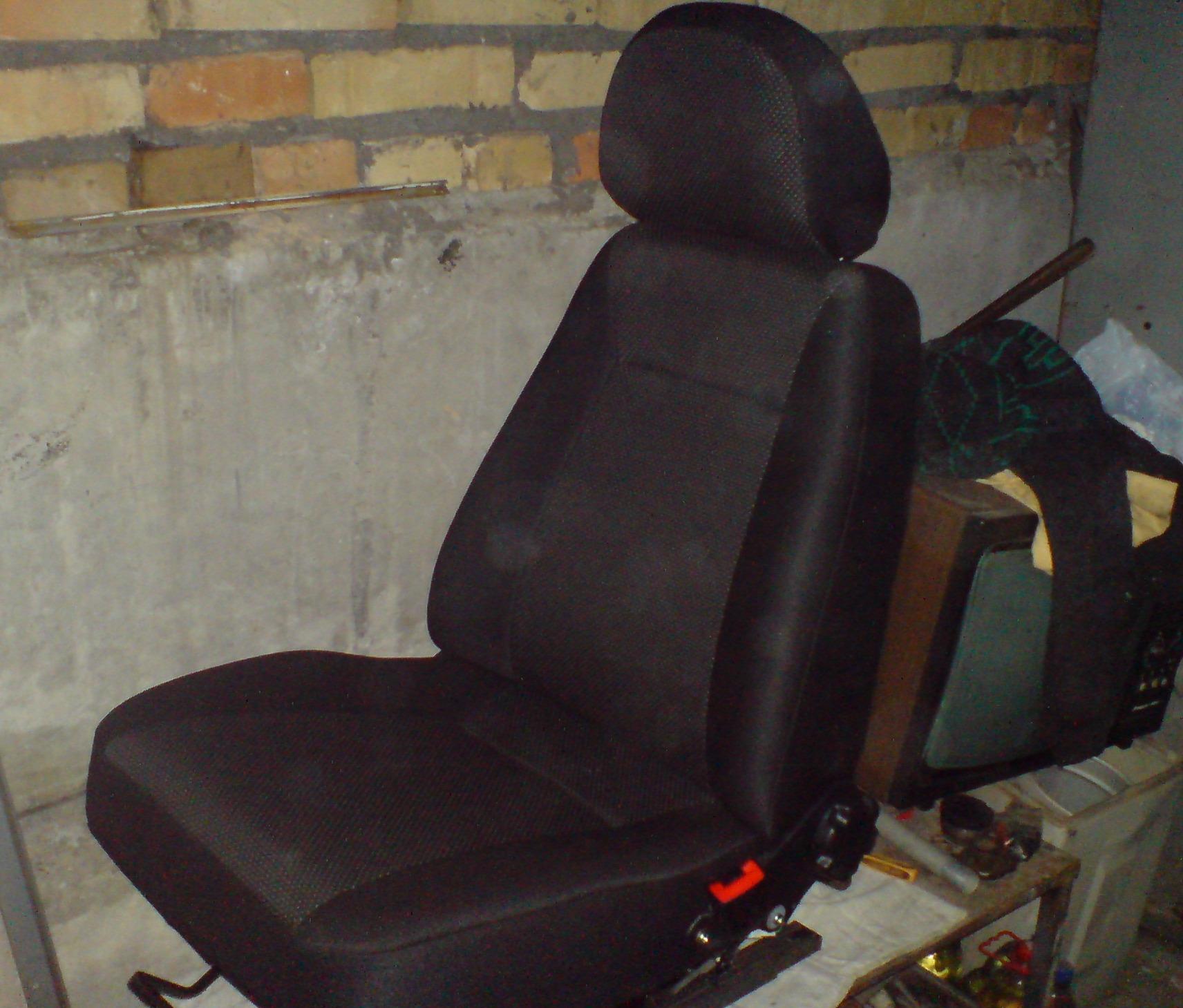 chevrolet niva установка подогрева сидений