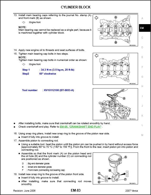 Инструкция по эксплуатации ниссан тиида седан