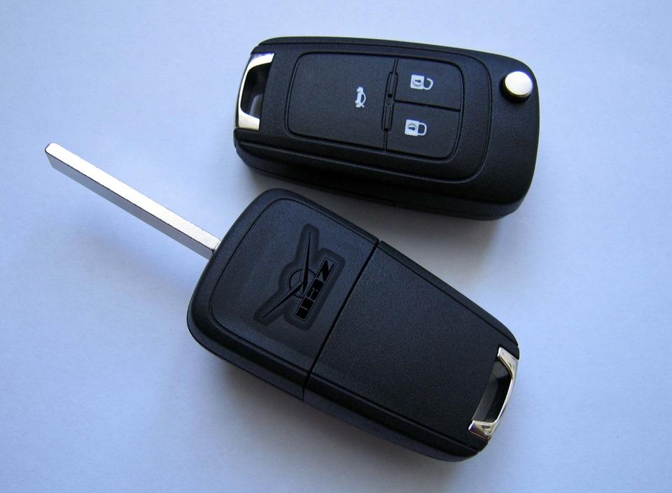 Как сделать ключ на шевроле круз 337