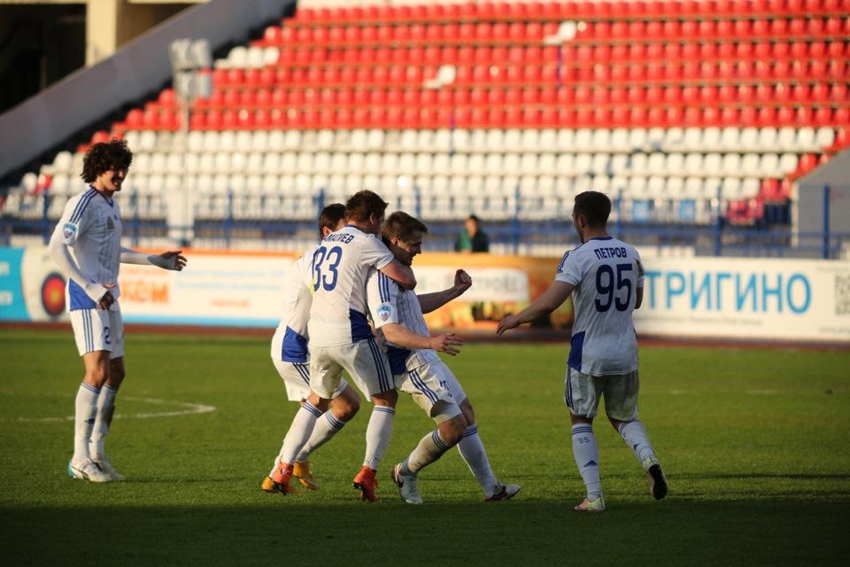 Как я сходил на матч Волга 3-2 Томь