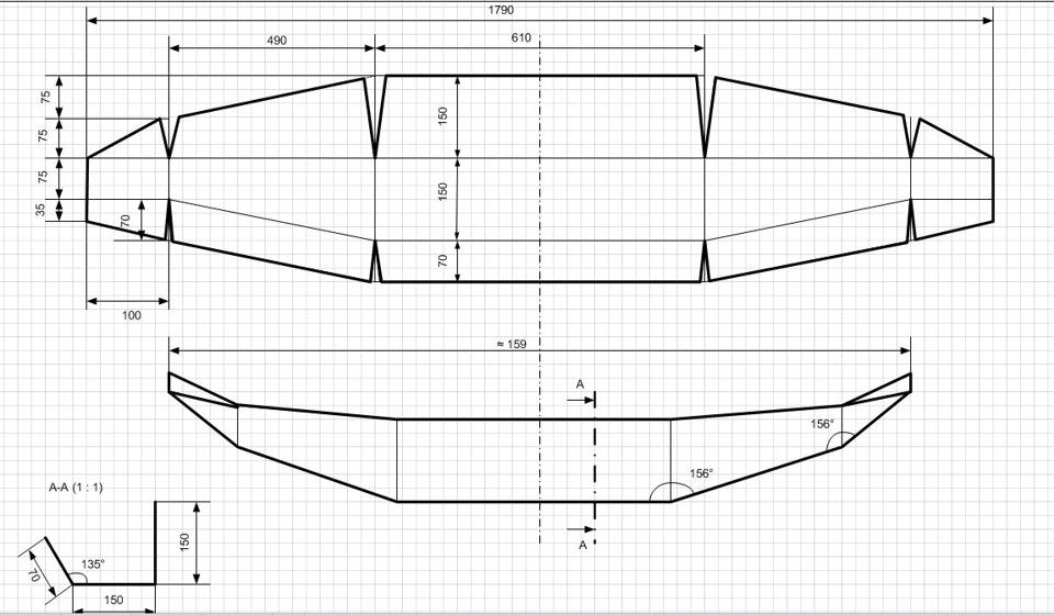 Как горизонтальное сделать вертикальным вшопе