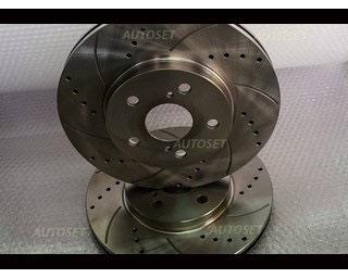 тормозные диски toyota rav4 2013
