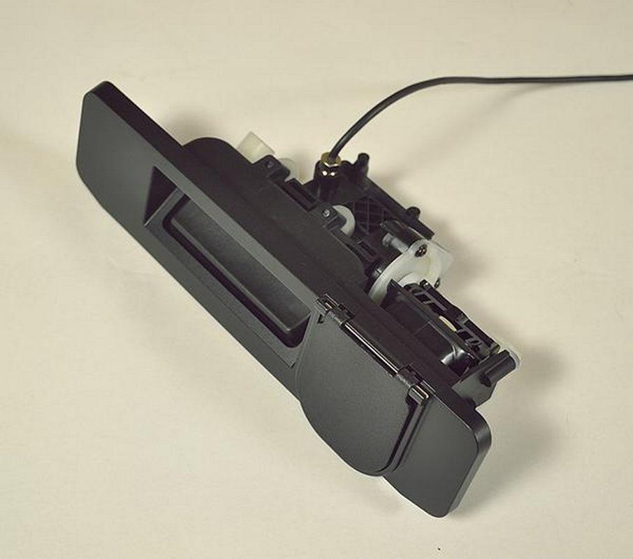 выдвигающаяся камера заднего вида для мерседес