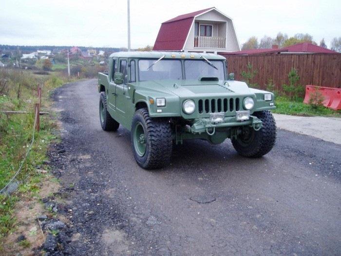 Тюнинг ГАЗ-66 своими руками: фото и видео как переделать