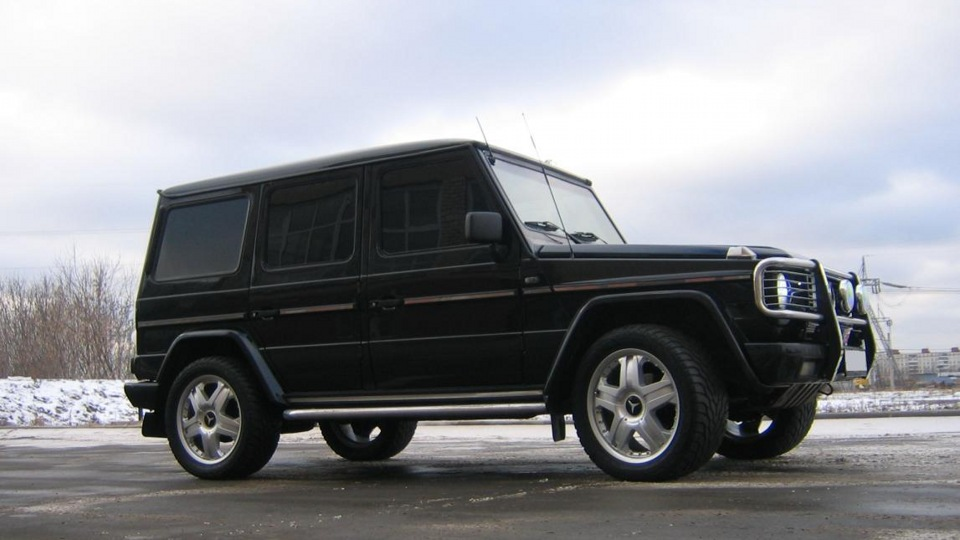 G300 mercedes for Mercedes benz g300 for sale