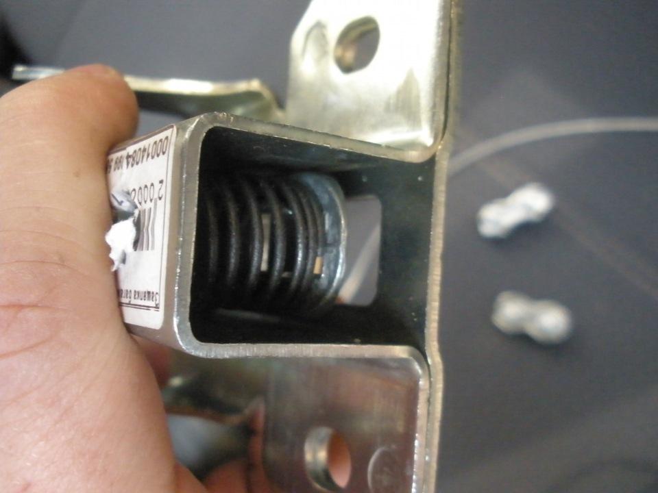 Багажник с кнопки ваз 21099