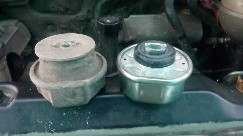 Замена подушки двигателя фольксваген транспортер элеватор со скольки работает