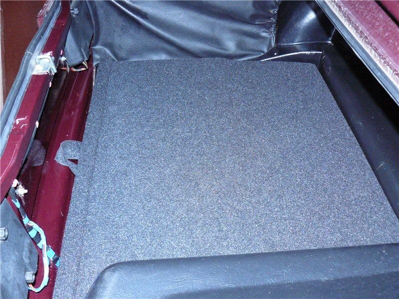 Багажник 2107 своими руками