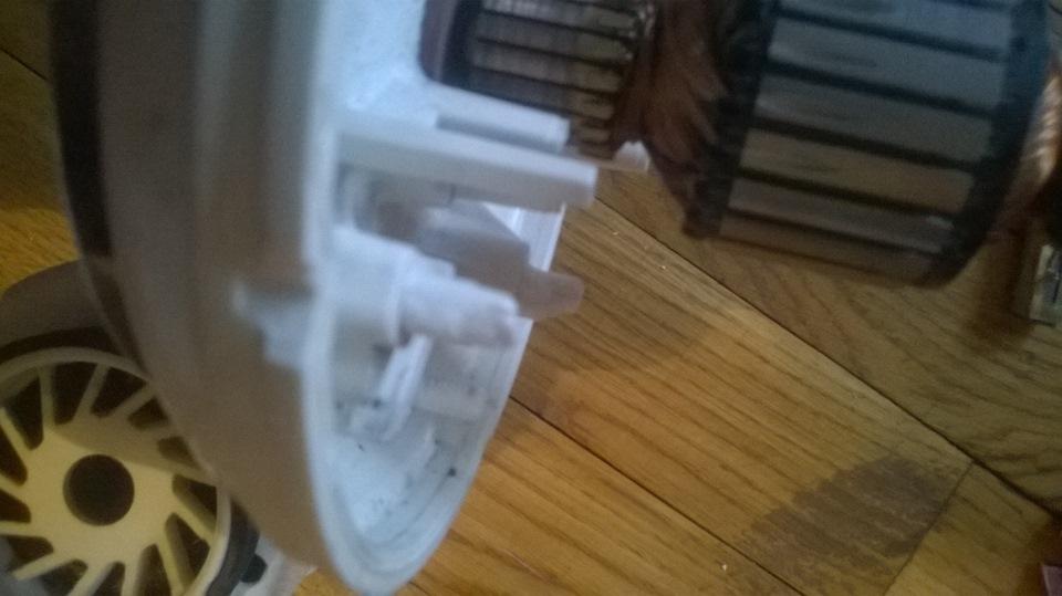 Пылесос zelmer ремонт своими руками 532