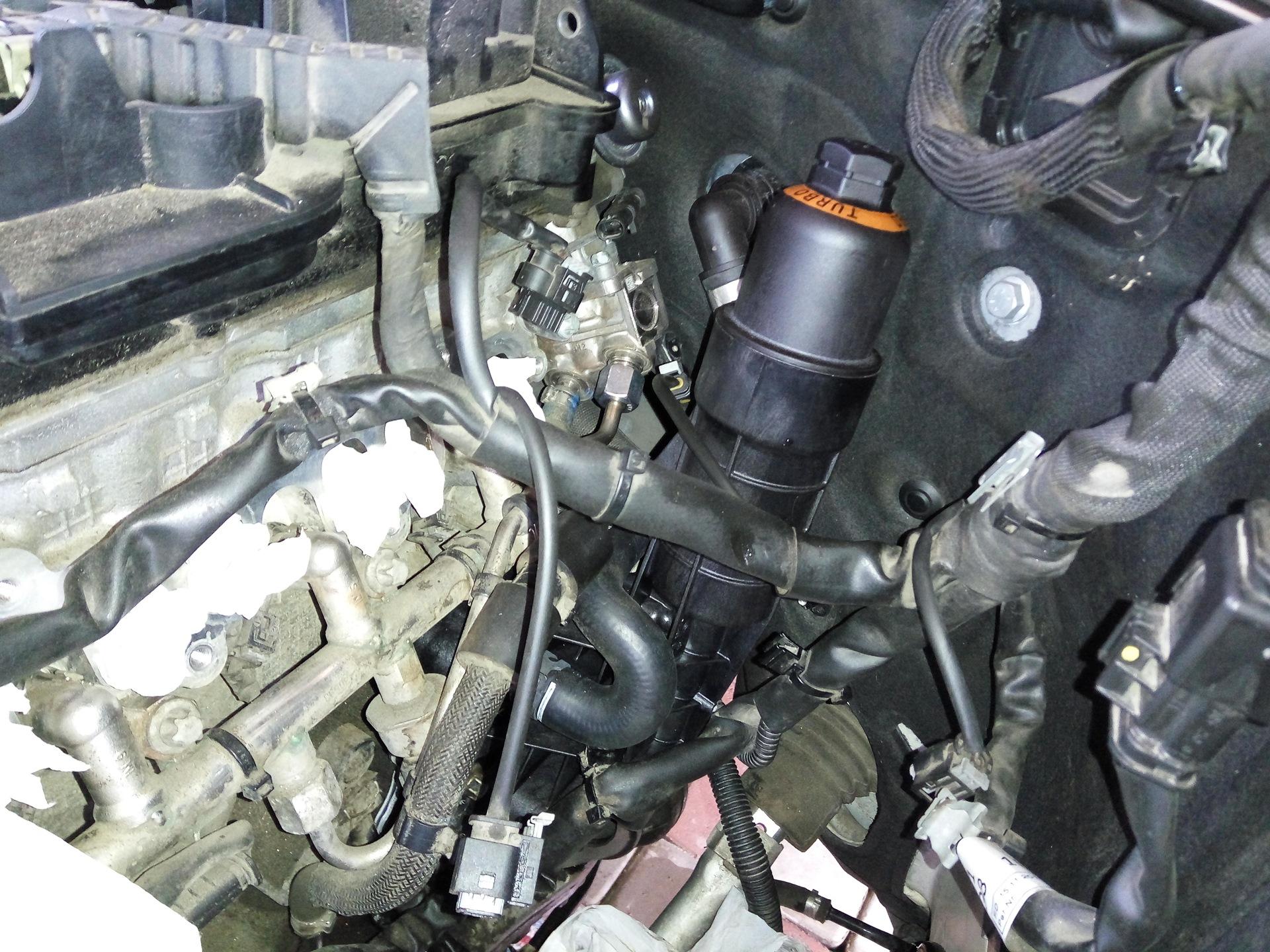 Замена теплообменника w211 Кожухотрубный затопленный испаритель WTK FME 1100 Кызыл