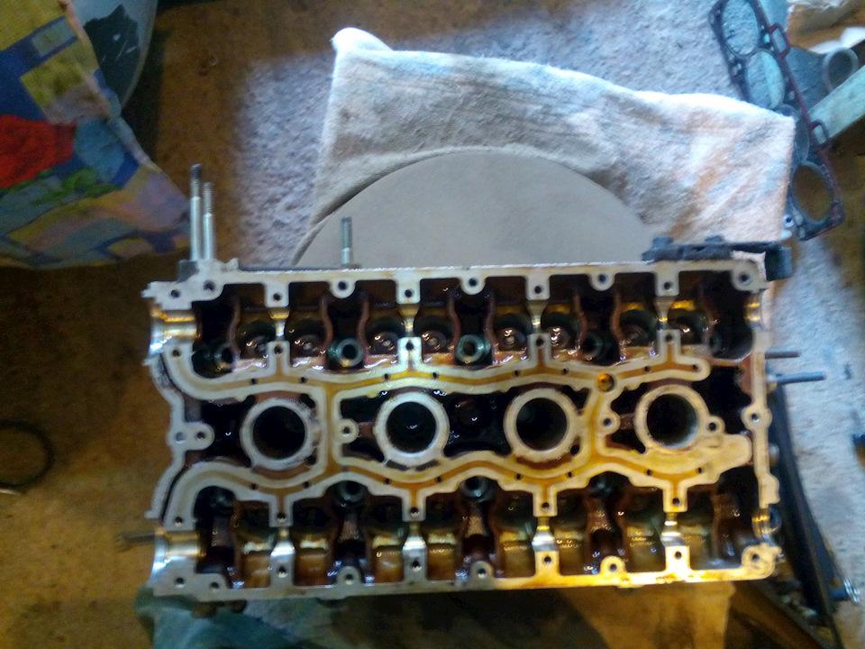 Ремонт блока цилиндров ваз 2112 16 клапанов - Головка блока цилиндров ВАЗ Купить ГБЦ на ВАЗ