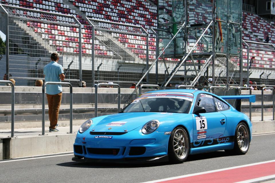 997 GT3 Cup Евгения Михайлова
