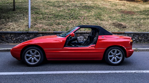 bmw z1 car reviews from actual car owners with photos on. Black Bedroom Furniture Sets. Home Design Ideas