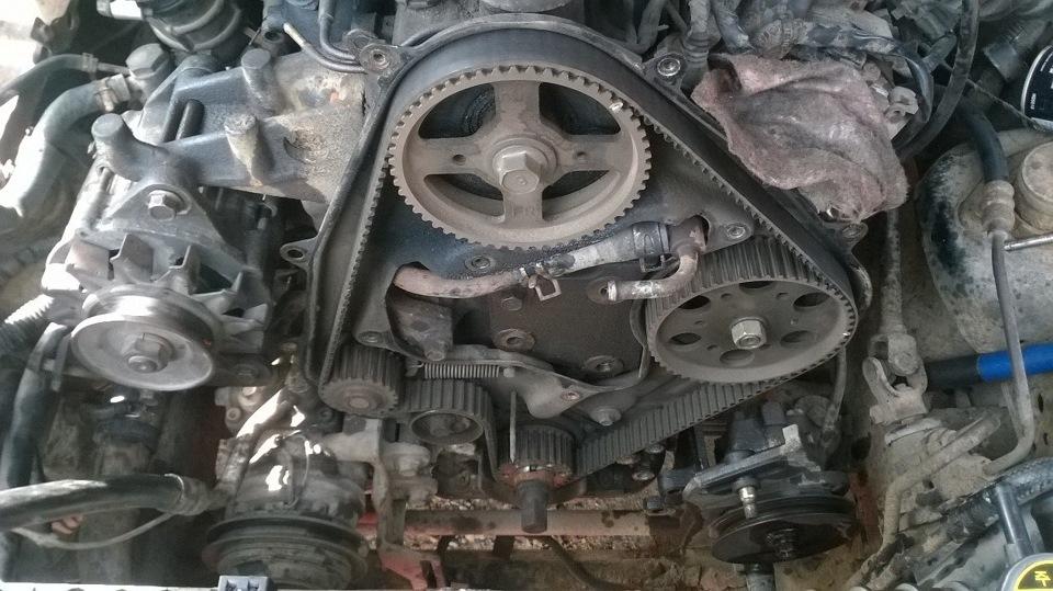 Замена ремня грм киа спортейдж 2 2009 года двигатель 2 литра своими руками 94
