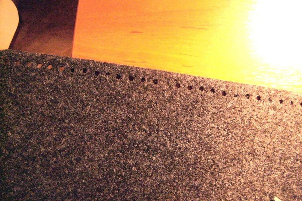 Как сделать автомобильные коврики своими руками 61