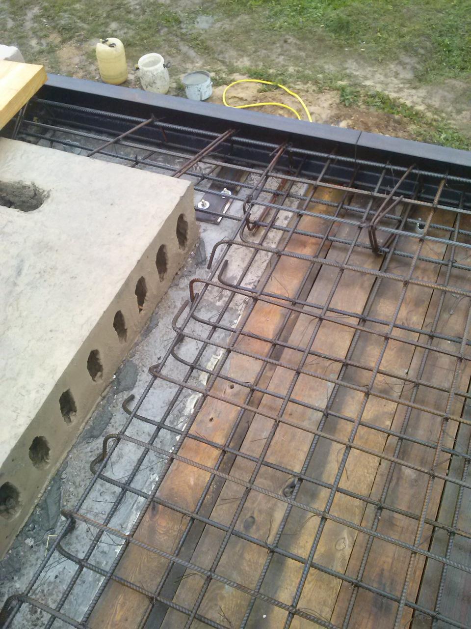 """Строительство бетонного балкона - сообщество """"строительство ."""