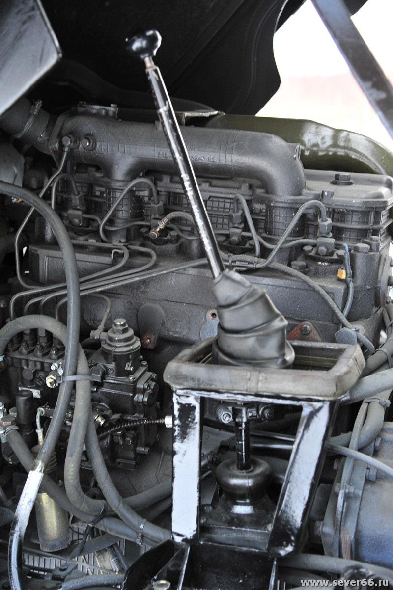 как ставить дизель на газ 53