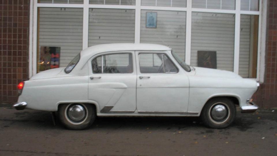 ГАЗ 23