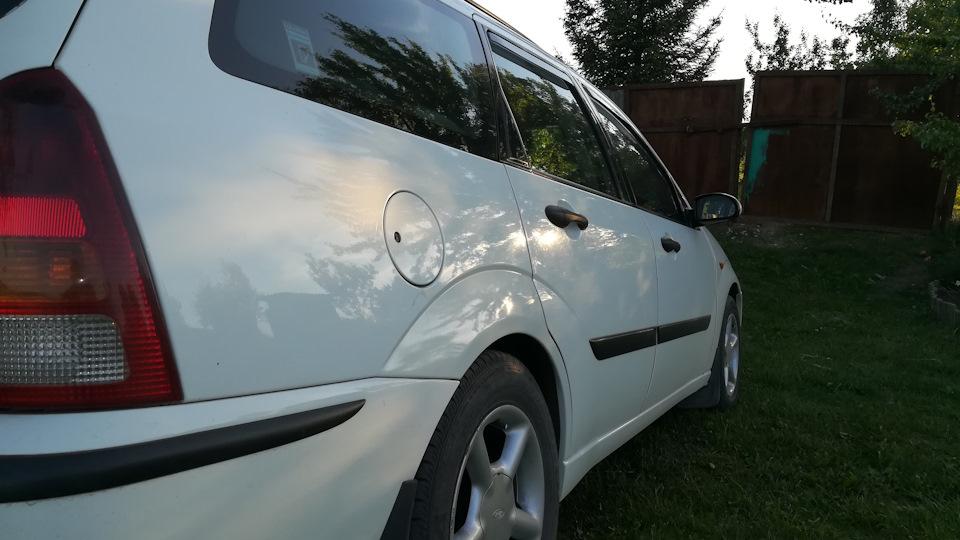 ford focus wagon i 1.8 2004 отзывы