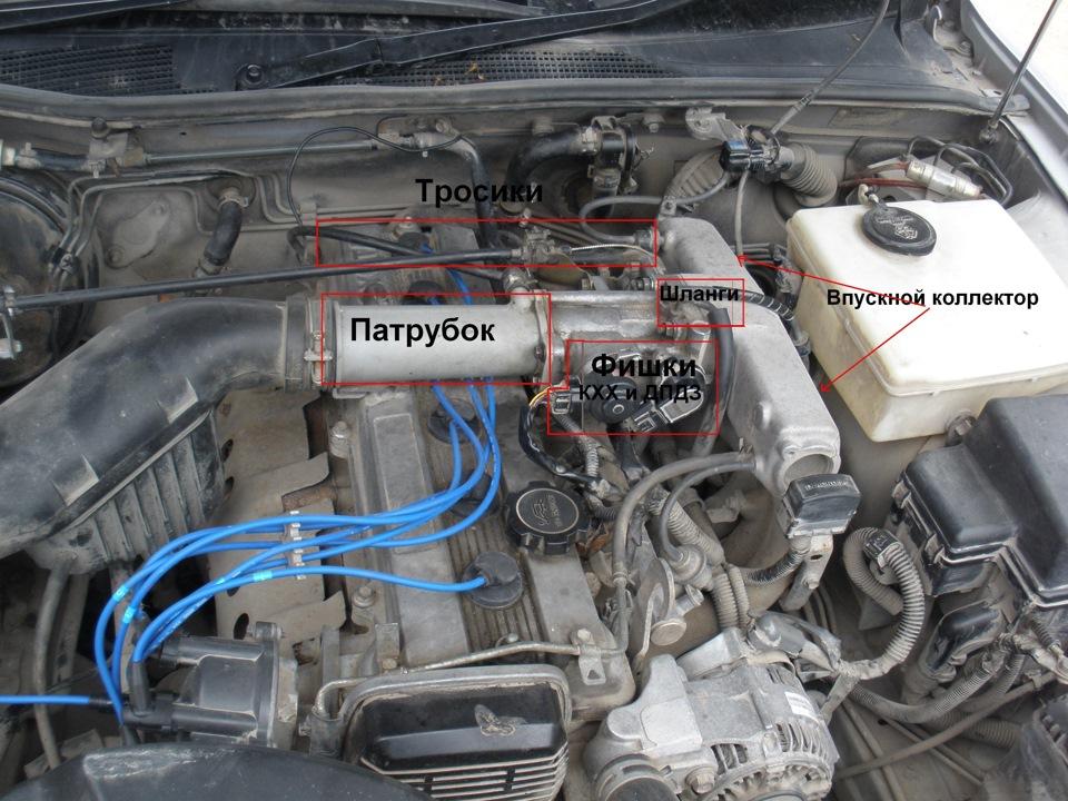 Руководство По Ремонту Двигателя 1G Eu