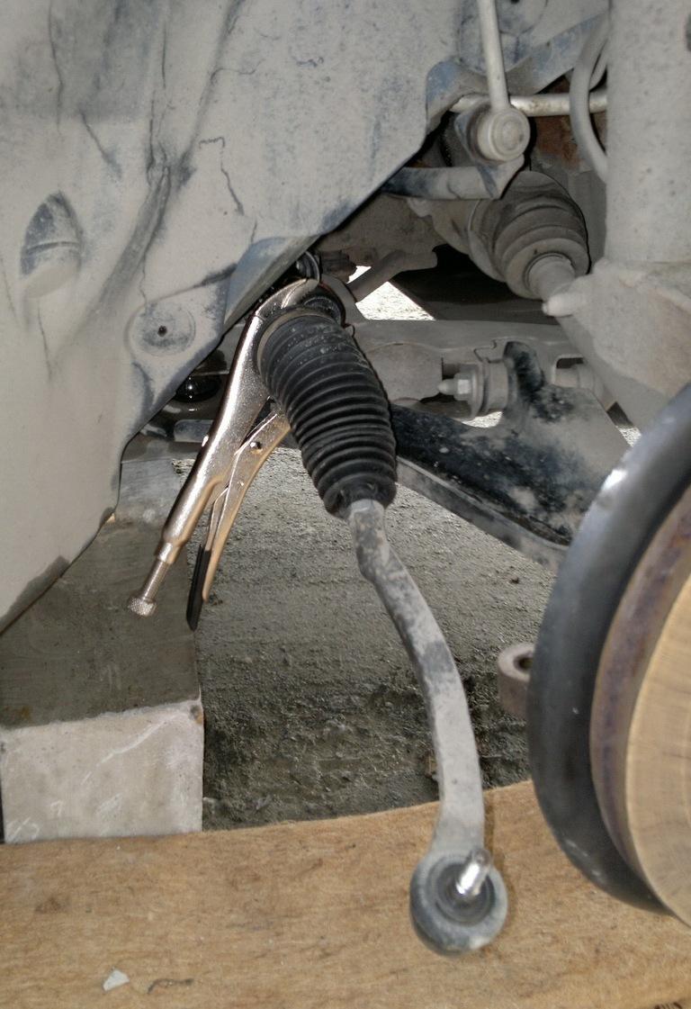 Фото №21 - замена втулки рулевой рейки ВАЗ 2110