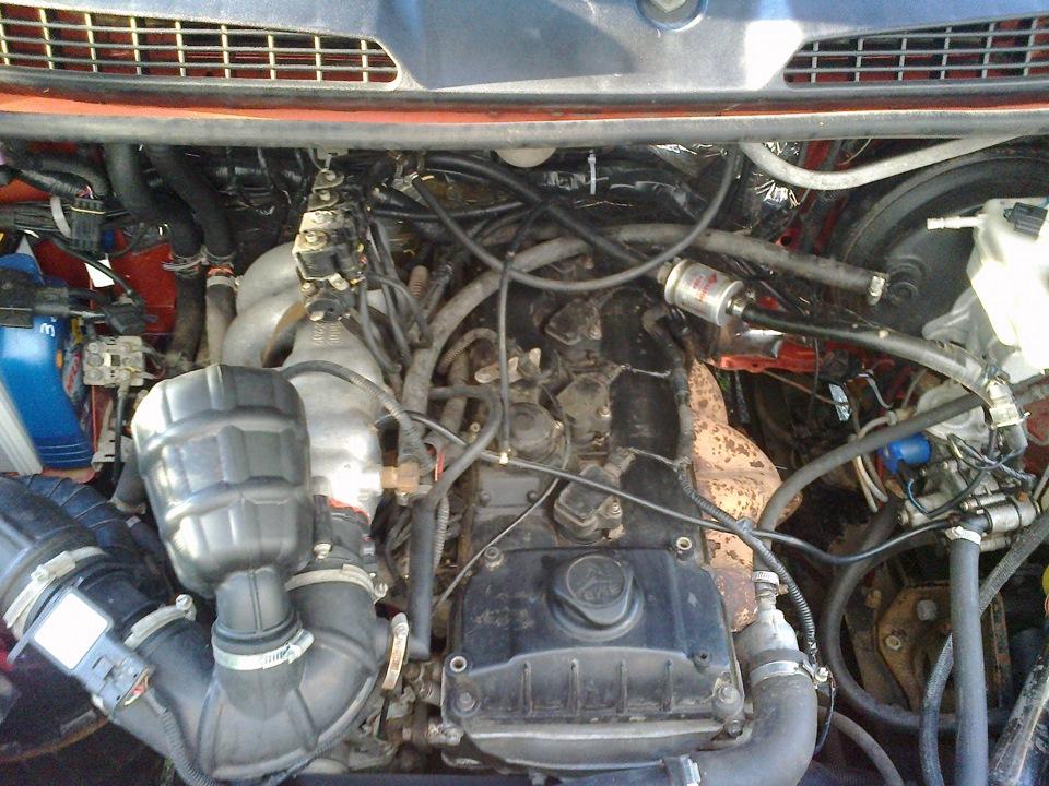 Схема двигатель 405240