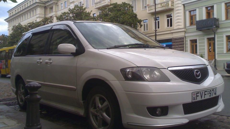 отзывы. mazda mpv , 2003 г.в.